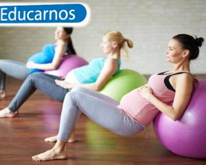 curso de pilates de embarazadas